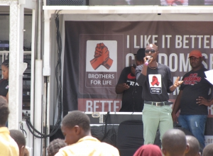 449 Community of Matswi at the Brothers for Life Activation